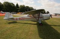 G-AIZU photo, click to enlarge