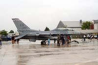 86-0051 @ MTC - F-16D - by Florida Metal