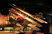 N105RF @ WS17 - At the EAA Museum - by Glenn E. Chatfield