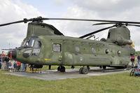 D-665 @ EHVK - CH-47D - by Volker Hilpert