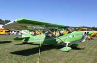 N110BB @ IA27 - American Champion 8KCAB - by Mark Pasqualino