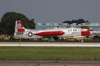 N133KK @ OSH - Canadair T-33, c/n: T33-556 - by Timothy Aanerud