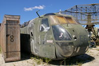 67-30044 - This was USMC 153292, but was transferred to the Air Force.  It spent its last days training mechanics.  Now preserved, albeit in poor shape, at the Russell Military Museum - by Glenn E. Chatfield
