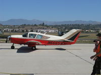 N6665V @ CMA - 1967 Bellanca 17-30 VIKING, Continental IO-520 300 Hp, 1st year of production, taxi - by Doug Robertson