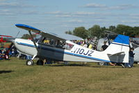 N10JZ @ 40I - Champion Aircraft 7GCAA - by Allen M. Schultheiss