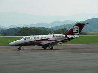 N981LB @ TRI - N981LB parked at Tri-Cities Airport, Blountville, TN over Labor Day Weekend - by Davo87