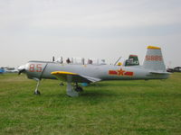 N285CJ @ KOSH - Nanchang CJ-6