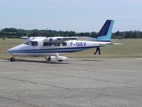 F-GIEV @ EGSU - Duxford , Flying Legends , jul 2010 - by Henk Geerlings