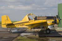 C-FXUM @ CJS4 - Ayres S-2R - by Andy Graf-VAP