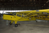 CF-KJP @ CYBR - Canada - Air Force Auster 6 - by Andy Graf-VAP