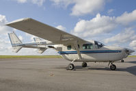C-FBNX @ CYHD - Cessna 337 - by Andy Graf-VAP