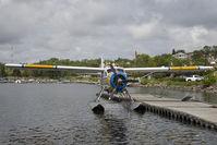 CF-CBA @ CJM9 - DHC-3 - by Andy Graf-VAP