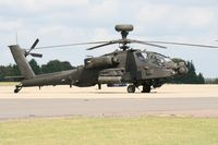 ZJ216 @ EGUB - Taken at RAF Benson Families Day, August 2009 - by Steve Staunton