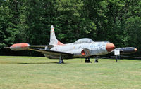 51-13575 @ KBDL - Cold War fighter on display at the New England Air Museum. - by Daniel L. Berek