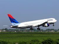N169DZ @ AMS - Take off of the Polderbaan - by Willem Goebel