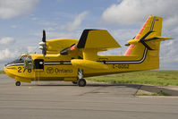 C-GOGZ @ CYHD - Goverment - Ontario CL-415 - by Andy Graf-VAP
