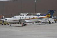 C-FWAV @ CYWG - Wasaya Air PC-12 - by Andy Graf-VAP