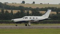 N3117J @ EGSU - N3117J departing IWM Duxford Battle of Britain Air Show Sep. 2010 - by Eric.Fishwick