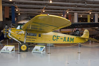 CF-AAM @ CYWG - Fokker Super Universal - by Andy Graf-VAP