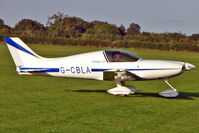 G-CBLA @ EGBK - 2001 Reeves Jl PULSAR XP, c/n: 367 at 2010 LAA National Rally