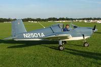 N2501A @ EGBK - 1991 Thorp Aero Inc T 211, c/n: 102 at 2010 LAA National Rally (UK)