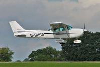 G-BHSB @ EGBK - 1980 Cessna CESSNA 172N, c/n: 172-72977 at 2010 LAA National Rally