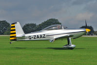 G-ZAAZ @ EGBK - 2003 Soper Pa VANS RV-8, c/n: PFA 303-13279 at 2010 LAA National Rally