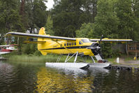 C-FODV @ CKH6 - Wilderness Air DHC3 - by Andy Graf-VAP