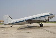CF-FTR @ CYGM - FNT Air DC-3 - by Andy Graf-VAP