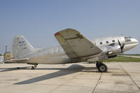 C-GIBX @ CYGM - FNT Inc. C-46 - by Andy Graf-VAP