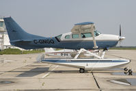 C-GNGQ @ CYGM - Cessna 206 - by Andy Graf-VAP