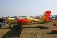 70 @ LFFQ - on display at La Ferté Alais - by juju777