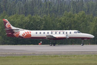 C-GJVB @ CYFO - Bearskin Airlines SWM - by Andy Graf-VAP