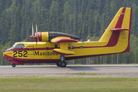 C-GYJB @ CYFO - Province Of Manitoba CL-215 - by Andy Graf-VAP