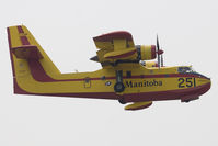 C-GUMW @ CYFO - Province Of Manitoba CL-215 - by Andy Graf-VAP