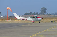 N94338 @ KAPC - Locally-based 1978 Cessna 182Q - by Steve Nation