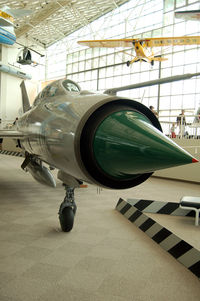 5411 @ KBFI - At the Museum of Flight, Seattle - by Micha Lueck