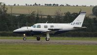 LX-RST @ EGSU - LX-RST departing IWM Duxford Battle of Britain Air Show Sep. 2010 - by Eric.Fishwick