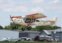 C-GLXT @ KOSH - CH-750 - by Mark Pasqualino