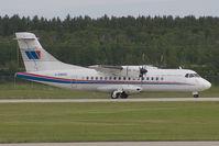 C-GWWC @ CYPA - West Wind Aviation ATR42 - by Andy Graf-VAP