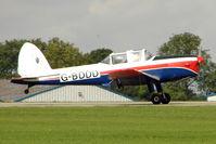 G-BDDD @ EGBK - 1951 De Havilland DHC-1 CHIPMUNK 22, c/n: C1/0326 at 2010 LAA National Rally
