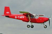 G-YARV @ EGBK - 1988 Hornet Aviation ARV1 SUPER 2, c/n: PFA 152-11127 at 2010 LAA National Rally