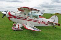 G-BTUL @ EGBK - 1979 Aerotek Inc PITTS S-2A, c/n: 2200 at 2010 LAA National Rally