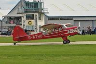 G-ATHU @ EGBK - 1945 Beagle Aircraft Ltd BEAGLE A.61, c/n: AUS/127/FM at 2010 LAA National Rally