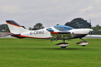 G-CRWZ @ EGBK - CZAW SPORTCRUISER 