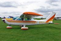 G-BRDO @ EGBK - 1975 Cessna CESSNA 177B, c/n: 177-02166 at 2010 LAA National Rally