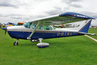 G-BTMA @ EGBK - 1980 Cessna CESSNA 172N, c/n: 172-73711 at 2010 LAA National Rally