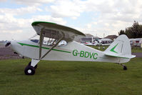 G-BDVC photo, click to enlarge