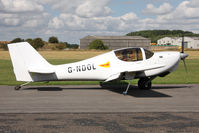 G-NDOL @ EGBR - Europa at Breighton Airfield's Summer Madness All Comers Fly-In in August 2010. - by Malcolm Clarke