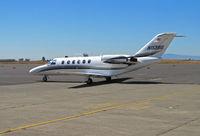 N113BG @ KAPC - 7G's Aviation 2002 Cessna 525A arriving from KBFL Bakersfield Meadows Fld, CA - by Steve Nation